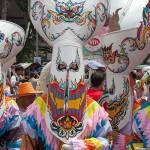 Phi Ta Khon Mask Festival