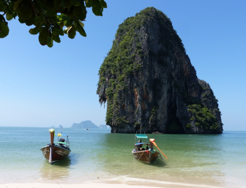 Phuket, Phi-Phi and Krabi leave visitors to Thailand spoilt for choice