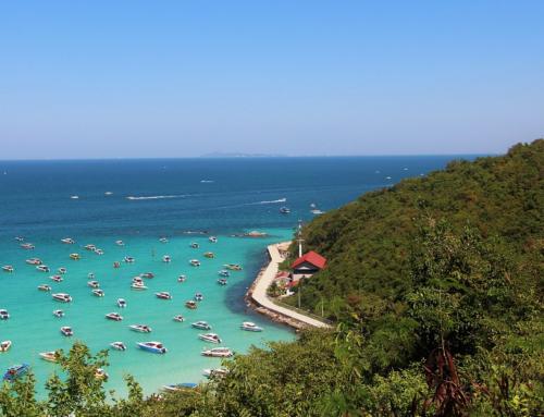 Ko Lan off Pattaya's coast