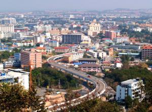 Pattaya. City View
