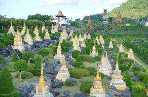 Pattaya. Nong Nooch Gardens