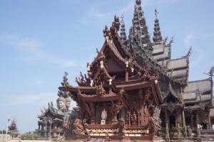 Pattaya. Sanctuary of Truth