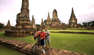 Ayutthaya Bicycle Tour