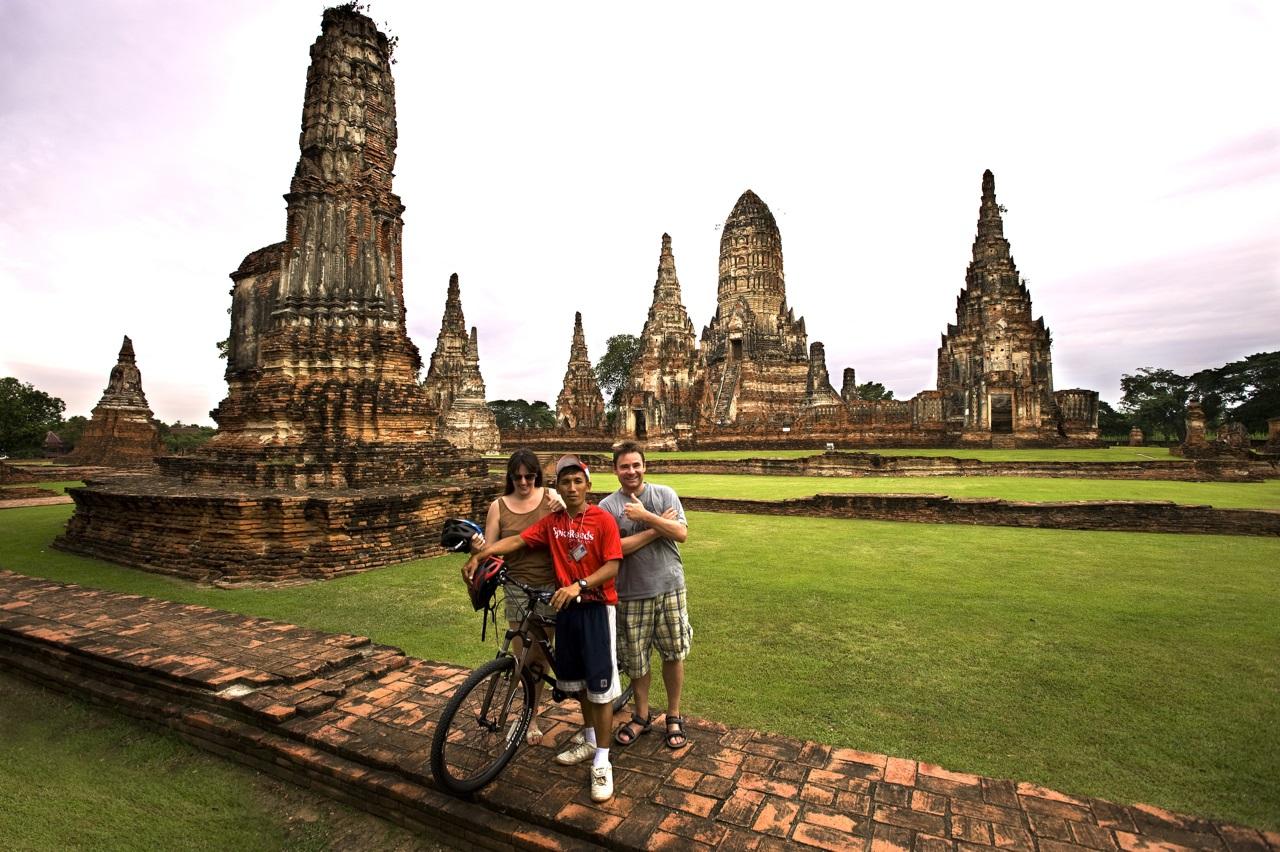 Ayutthaya Bicycle Tour