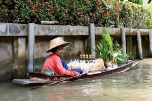 Ayutthaya sourced. Floating Market