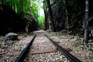 Amazing Thailand. Kanchanaburi. Hellfire Pass Memorial Museum,