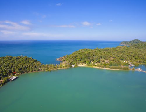 Koh Chang, a closer look at Elephant Island