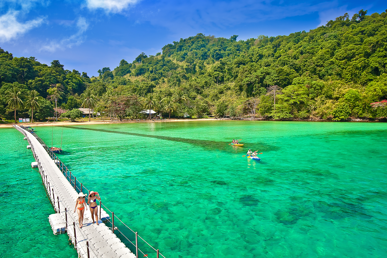 Rang Island, Trat