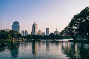 Bangkok Lumpini Park 1