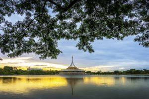 Bangkok Rama IX Park 2