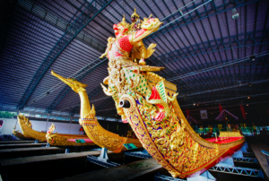 Bangkok The Royal Barge Museum 4