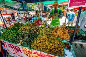 Ko Kret Market, Nonthaburi