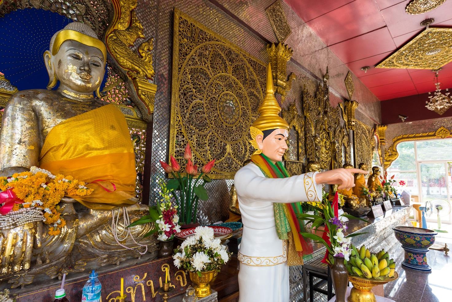 Songtham Worawihan Temple, Samut Prakan