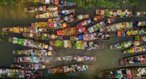 Tha Kha Floating Market, Samut Songkhram
