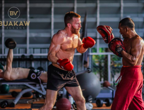 Ever wanted to learn Muay Thai with a world champion?