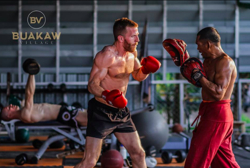 ThailandSA. Buakaw Village and Gym, Muay Thai27