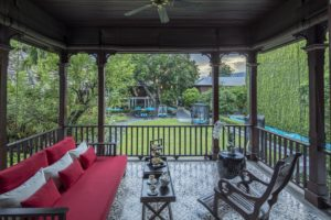 137 Pillars House Chiang Mai. William Bain Terrace Suites