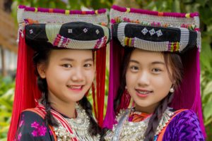 Hmong Children, Mae Hong Son