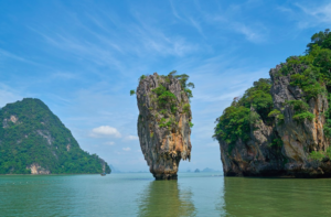 Nature, Culture and Adventure. Phang-Nga Bay