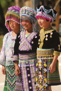 Popular Day Trips from Chiang Mai. Hmong Thai Tribe.1