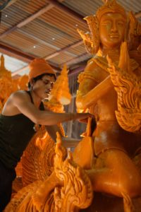 The Candle Festival. Ubon-Ratchathani-000194