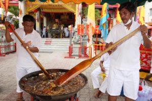 Vegetarian Festival. Phuket 2