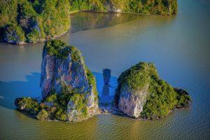 Phang-nga Bay National Marine Park, Phang-Nga