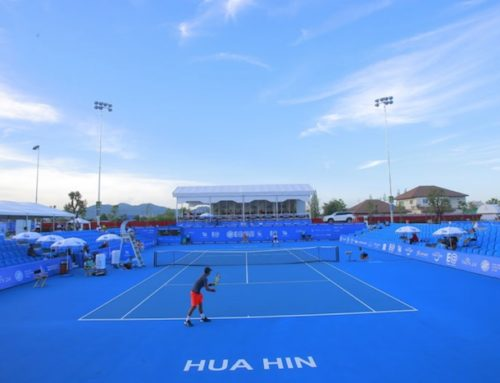 All the tennis (and other sports) tournaments Thailand has to offer