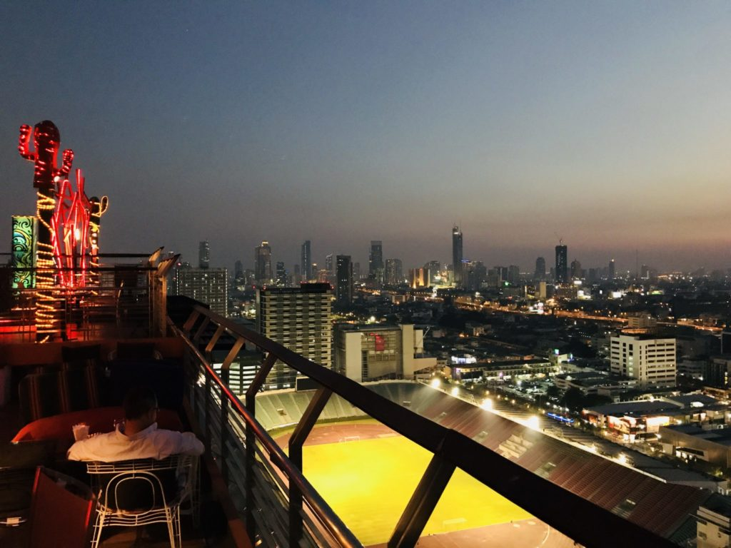 Rooftop Bar at Siam@Siam Design Hotel