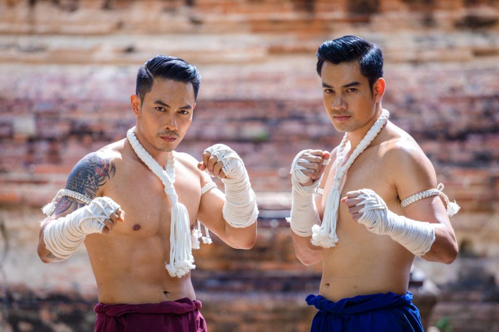 Ayutthaya-Wai Kru Muay Thai Ceremony 1