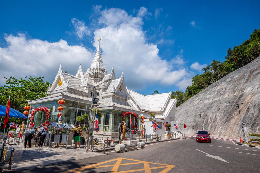 Chumphon-The Monument of Admiral Phra Borommawong Thoe Kromluang Chumphon Khet Udomsak