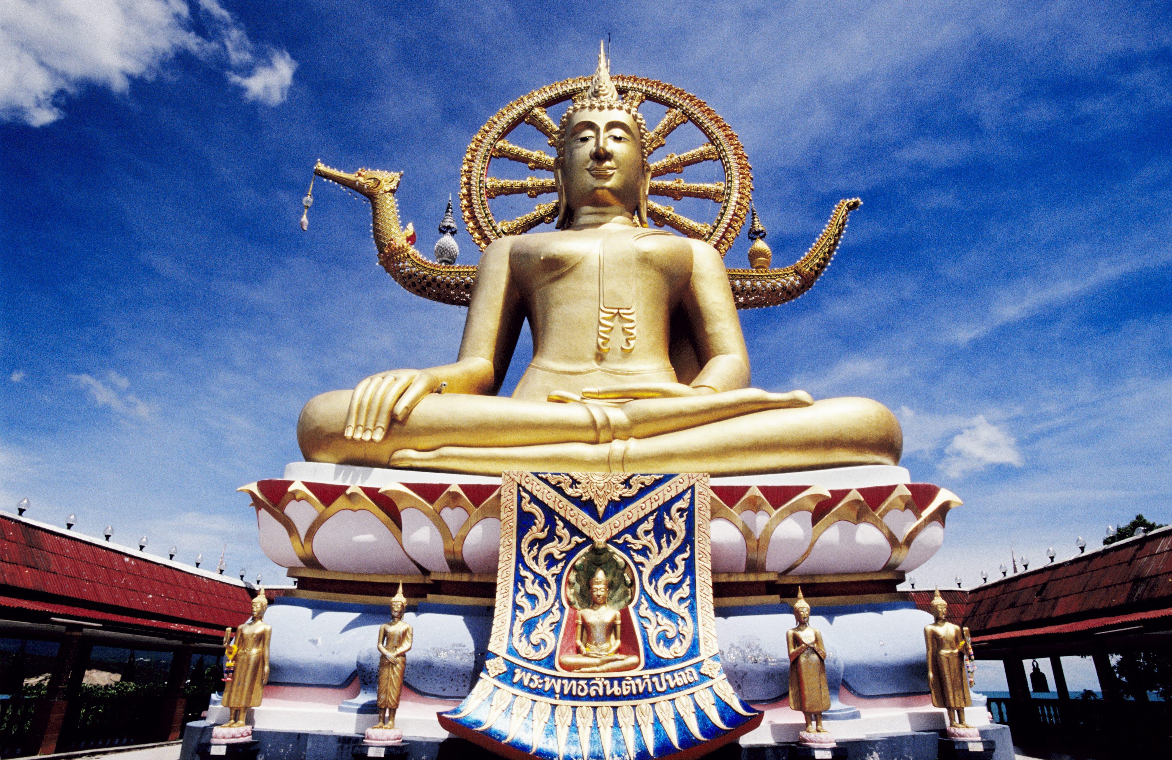 Ko Samui Big Buddha