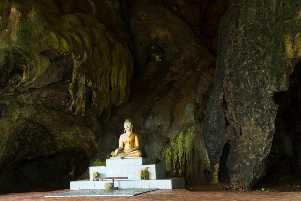 Phra Khayang Cave, Ranong