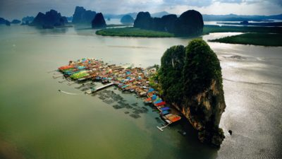 The Koh Panyee Floating Village