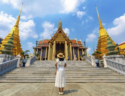 Six Remarkable Royal Palaces in Thailand
