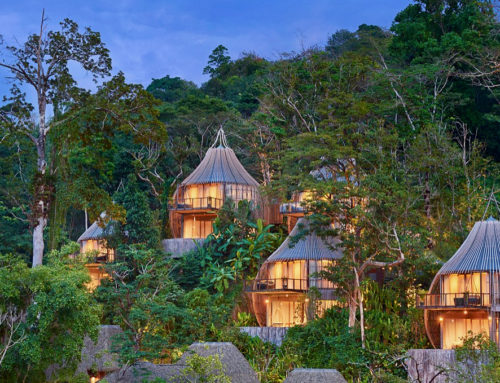 Thailand's Dreamy Treehouses for the Nature Lover