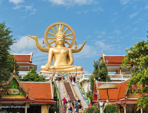 Thailand's Richest Blessings